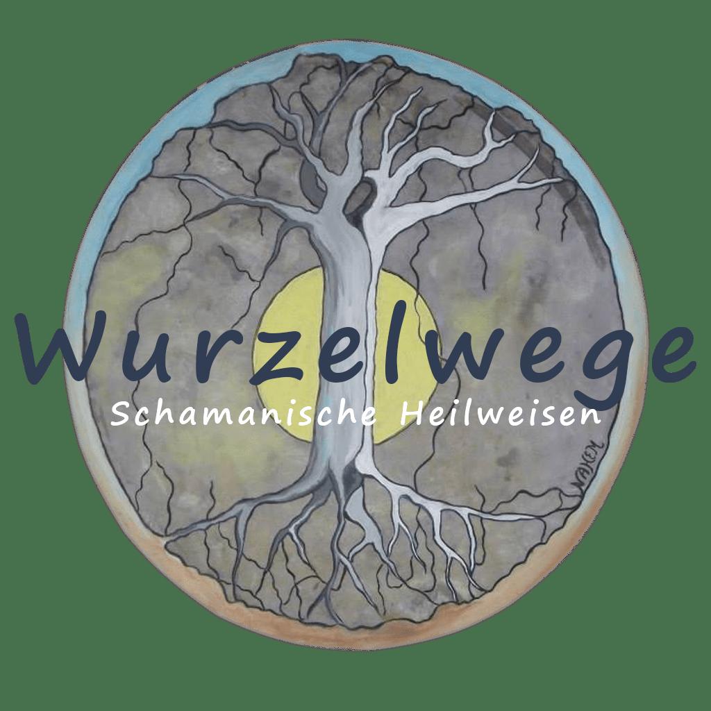 Logo Praxis Wurzelwege Schamanische Heilweisen