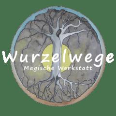 Logo Magische Werkstatt Wurzelwege