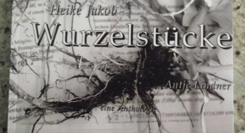 Banner Buch Wurzelstücke von Heike Jakob